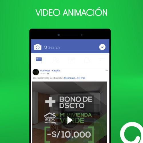 Social Media Proyecto Inmobiliario – Residences