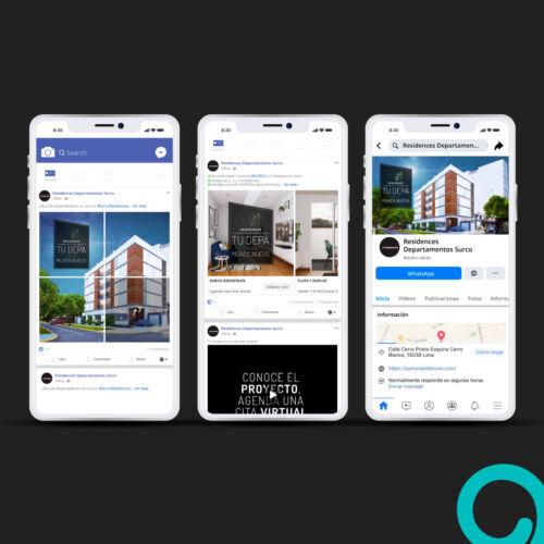 Residences – Social Media Inmobiliaria